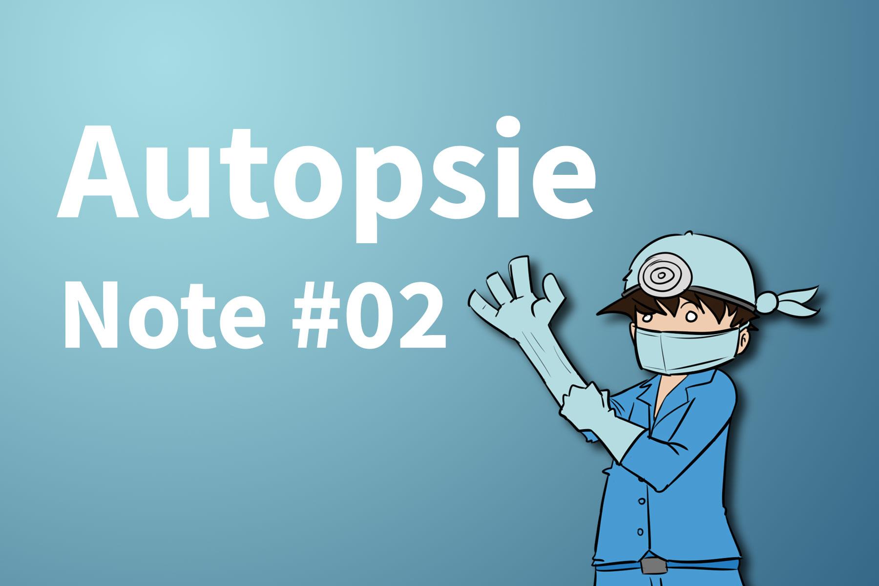 Autopsie #01 : La K.W Corporation