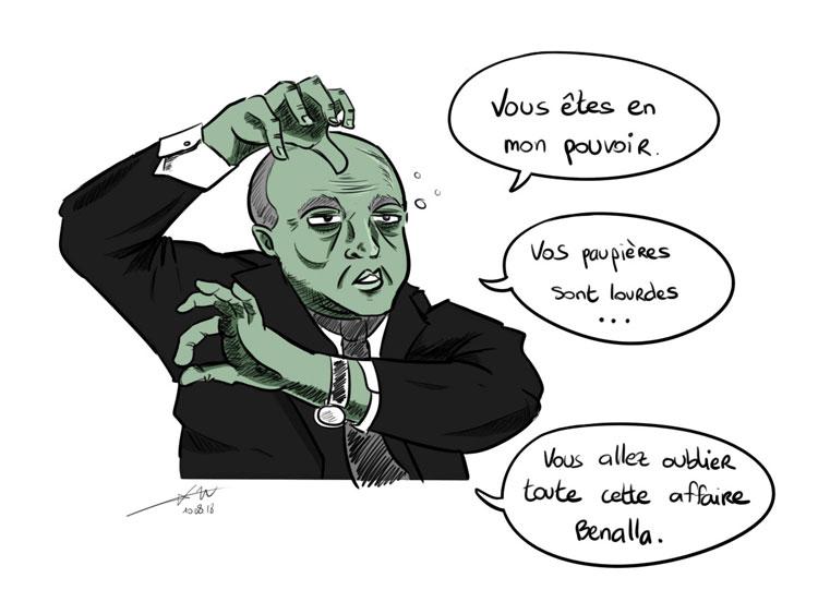 Acte II : Gérard Collomb