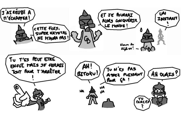 ChiassBoy VS Bitoku