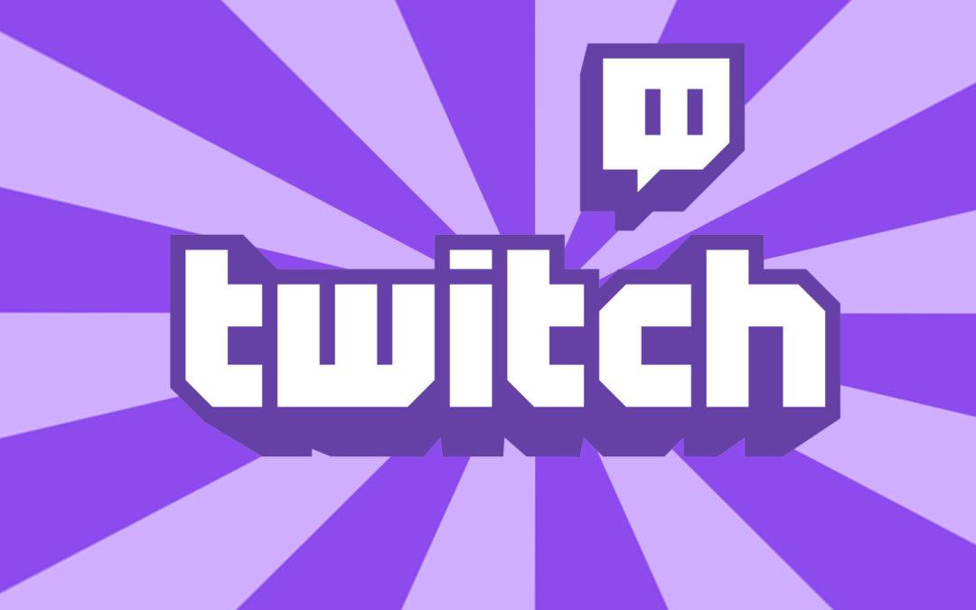 J'ai repris les lives sur Twitch !