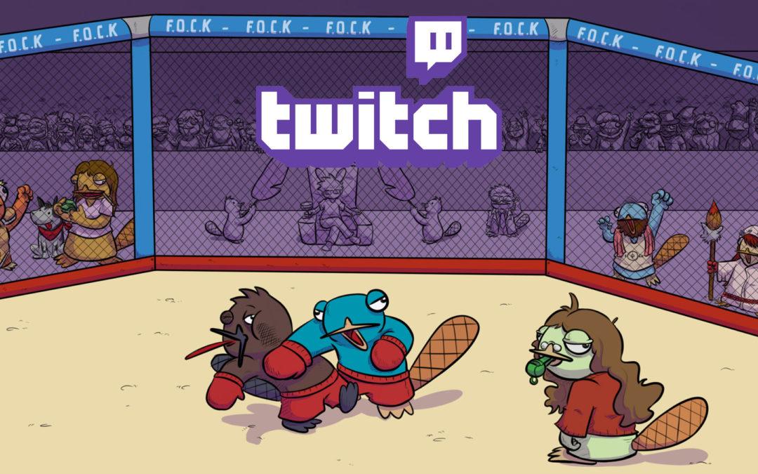 Actualités : Live Twitch – Juillet 2020
